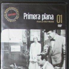 Cine: DVD - PRIMERA PLANA - DIR. BILLY WILDER. Lote 60009419