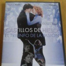 Cine: CASTILLOS DE HIELO : EL TRIUNFO DE LA PASIÓN ***MULTI IDIOMAS AUDIO/SUBTITU ** DESCATALOGADISIMA ***. Lote 60032363