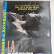 Cine: LA REGENTA. DVD DE LA PELICULA DE GONZALO SUAREZ. CON EMMA PENELLA, NIGEL DAVENPORT, KEITH BAXTER Y. Lote 95265598