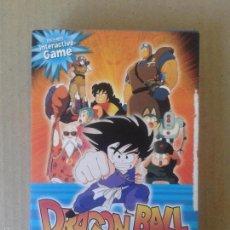 Cine: DRAGON BALL: THE SAGA OF GOKU. EPISODIOS 1 AL 13. EN INGLÉS CON SUBTÍTULOS EN INGLÉS Y ESPAÑOL. . Lote 60113067