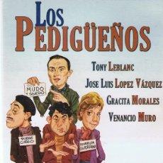 Cine: DVD LOS PEDIGÜEÑOS TONY LEBLANC. Lote 60168151