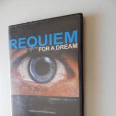 Cine: REQUIEM FOR A DREAM - UN FILM DE DARREN ARONOFSKY - FRANÇAIS. Lote 59836352