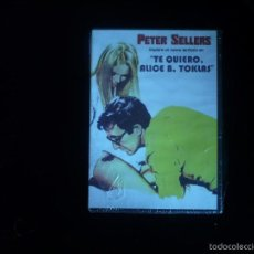 Cine: TE QUIERO ALICE B. TOKLAS (DVD NUEVO PRECINTADO). Lote 194384393
