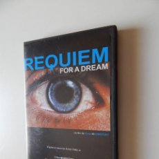 Cine: REQUIEM FOR A DREAM - UN FILM DE DARREN ARONOFSKY - FRANÇAIS. Lote 60405551