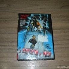 Cine: LA HABITACION DEL MIEDO DVD TERROR NUEVA PRECINTADA. Lote 213645661