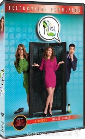 POR ELLA SOY EVA- JAIME CAMIL/ LUCERO TELENOVELA NUEVO DVD SET (Cine - Películas - DVD)