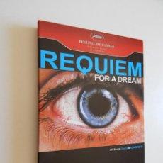 Cine: REQUIEM FOR A DREAM - UN FILM DE DARREN ARONOFSKY - FRANÇAIS. Lote 60556675
