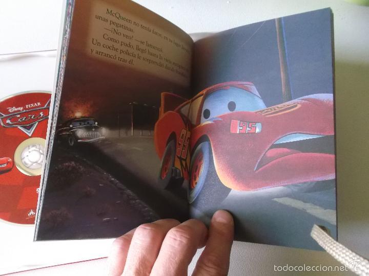 Cine: CARS -DVD Y EL LIBRO EDICION DE LUJO CAJA DE METAL - 0006305 BSR - Foto 4 - 60590619
