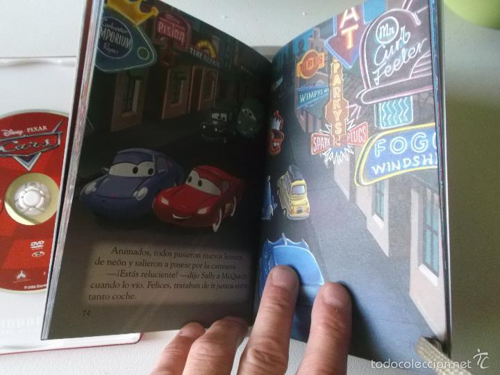 Cine: CARS -DVD Y EL LIBRO EDICION DE LUJO CAJA DE METAL - 0006305 BSR - Foto 5 - 60590619