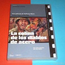 Cine: LA COLINA DE LOS DIABLOS DE ACERO - ANTHONY MANN 1957 PRECINTADA. Lote 60661131