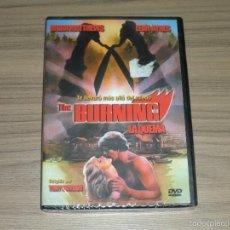 Cine: THE BURNING LA QUEMA DVD TERROR NUEVA PRECINTADA. Lote 195148311