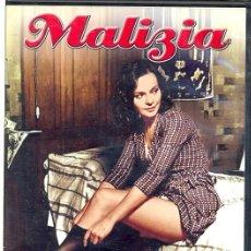 Cine: MALIZIA DVD (LAURA ANTONELLI): EROTISMO..BAJO LAS FALDAS. ...LAURA ESTÁ INCREIBLEMENTE BELLA. Lote 118225496