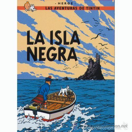 las aventuras de tintin - la isla negra - dvd n - Comprar