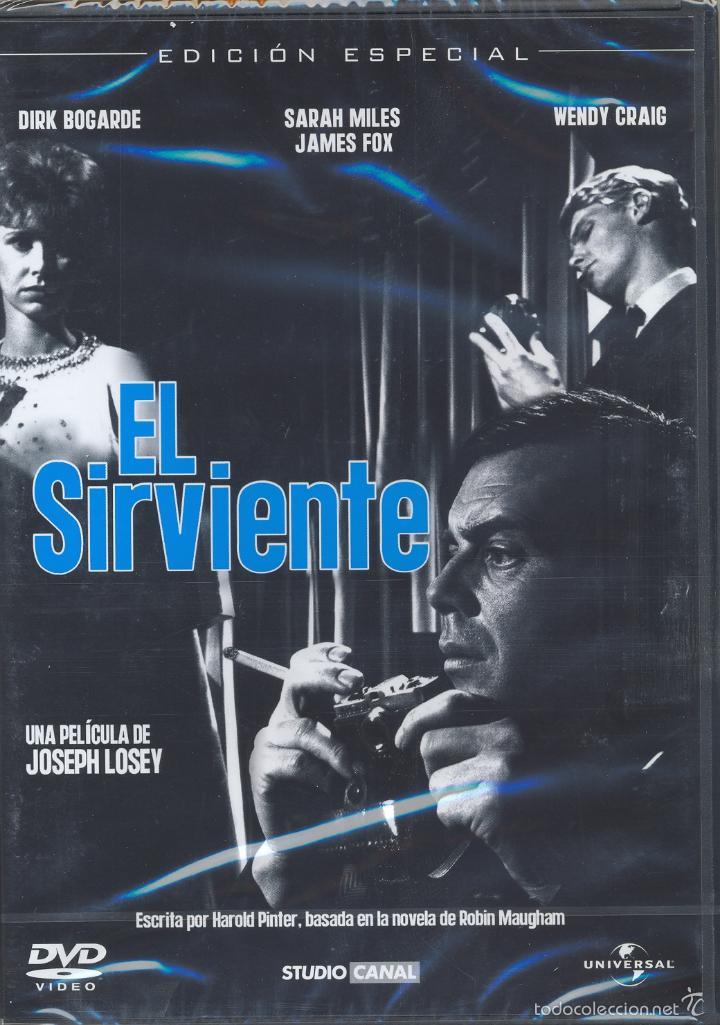EL SIRVIENTE (Cine - Películas - DVD)