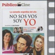 Cine: NO SOS VOS, SOY YO. DVD-2519. Lote 61127303