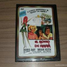 Cinema: EL NOVIO DE MAMA DVD DORIS DAY BRIAN KEITH NUEVA PRECINTADA. Lote 267734279