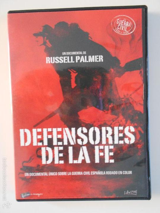 Dvd Defensores De La Fe Un Documental De Russ Sold Through Direct Sale 61251391