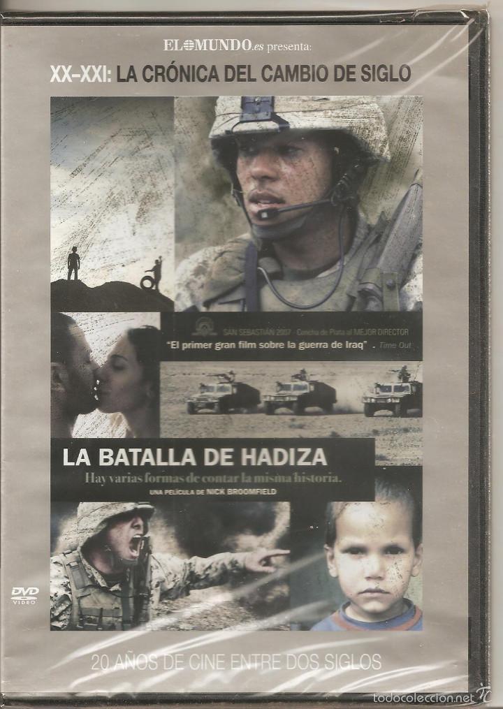 LA BATALLA DE HADIZA. DVD (PRECINTADO) (Cine - Películas - DVD)