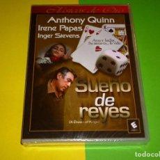 Cine: SUEÑO DE REYES / ANTHONY QUINN & IRENE PAPAS / DANIEL MANN - PRECINTADA. Lote 61440767