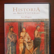 Cine: DVD MUNDO CLASICO - HISTORIA DEL ARTE UNIVERSAL - ARS MAGNA - COMO NUEVA (4O). Lote 61462151
