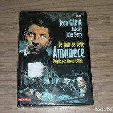 Cine: AMANECE DVD JEAN GABIN CASTELLANO NUEVA PRECINTADA. Lote 144192937