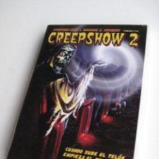 Cine: CREEPSHOW 2 • DVD (DESCATALOGADA) EDICIÓN TRIBANDA. Lote 61548900