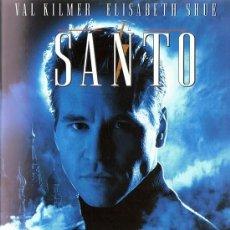 Cine: DVD SANTO VAL KILMER . Lote 61548924