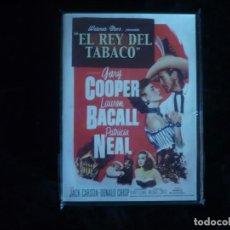 Cine: EL REY DEL TABACO (DVD NUEVO PRECINTADO ). Lote 279471903