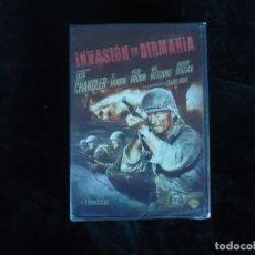 Cine: INVASION EN BIRMANIA (DVD NUEVO PRECINTADO ). Lote 153756670