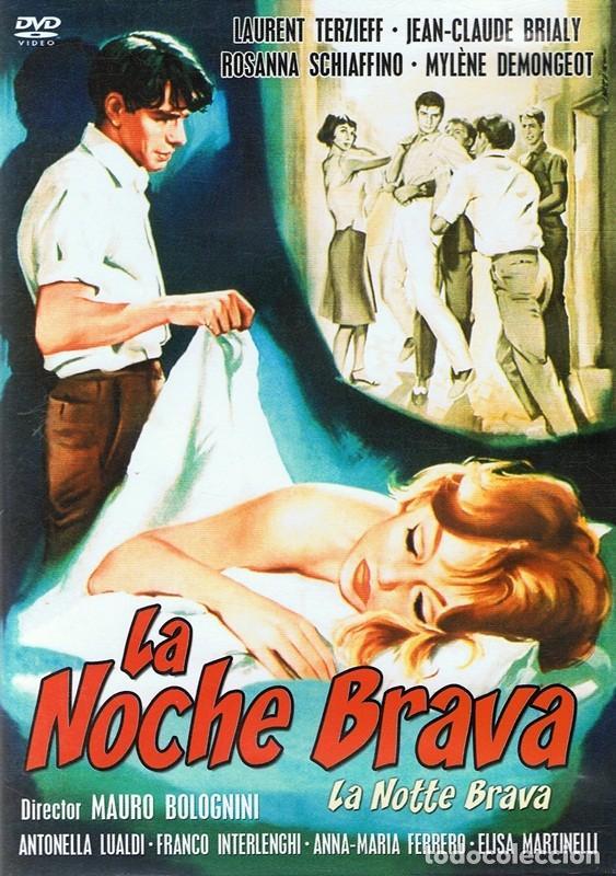 DVD LA NOCHE BRAVA (LA NOTTE BRAVA) LAURENT TERZIEFF (Cine - Películas - DVD)