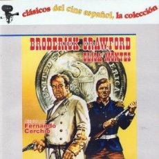 Cine: DVD EL ESCUADRON DE LA MUERTE BRODERICK CRAWFORD . Lote 62237192