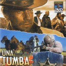 Cine: DVD UNA TUMBA PARA EL SHERIFF ANTHONY STEFFEN . Lote 62239452