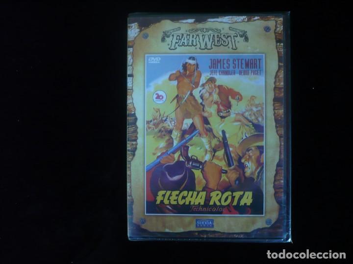 EL FLECHA ROTA (DVD NUEVO PRECINTADO ) (Cine - Películas - DVD)