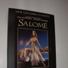 Cine: CINE BIBLICO CLASICO DVD SALOMÉ. Lote 62457484