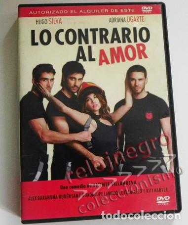 Lo Contrario Al Amor Dvd Película Comedia H Comprar Películas