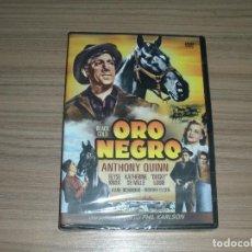 Cine: ORO NEGRO DVD ANTHONY QUINN NUEVA PRECINTADA. Lote 177497035