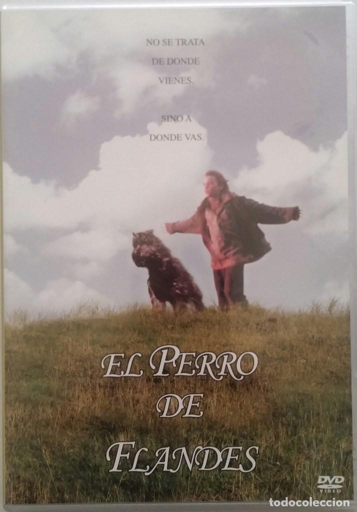EL PERRO DE FLANDES (1999) - KEVIN BRODIE - DESCATALOGADO - DVD (Cine - Películas - DVD)