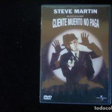 Cine: CLIENTE MUERTO NO PAGA (DVD COMO NUEVO). Lote 62636960