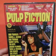 Cine: DVD PULP FICTION. @@@@. Lote 62688340