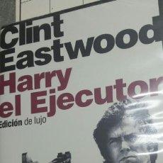 Cine: DVD HARRY EL EJECUTOR EDICIÓN DE LUJO. Lote 62777611
