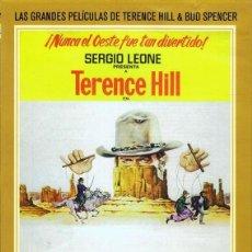 Cine: DVD EL GENIO TERENCE HILL . Lote 62924880