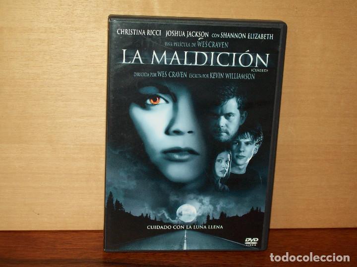 LA MALDICION - CHRISTINA RICCI - DIRIGIDA POR WES CRAVEN - DVD (Cine - Películas - DVD)