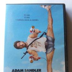 Cine: ZOHAN: LICENCIA PARA PEINAR • DVD (ADAM SANDLER). Lote 63019192