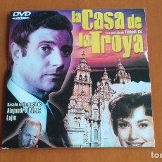 Cine: DVD NUEVO CINE ESPAÑOL LA CASA DE LA TROYA ARTURO FERNÁNDEZ ANA ESMERALDA DIRECTOR RAFAEL GIL. Lote 87089952