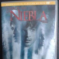 Cine: TERROR EN LA NIEBLA (THE FOG). Lote 63184720