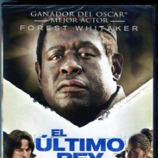 Cine: DVD EL ULTIMO REY DE ESCOCIA (FOREST WHITAKER). NUEVO PRECINTADO. Lote 63276924