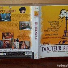 Cine: MERCI DOCTEUR REY -DIANNE WIEST - JANE BIRKIN - DIRIGIDA POR ANDREW LITVACK - DVD. Lote 63335064