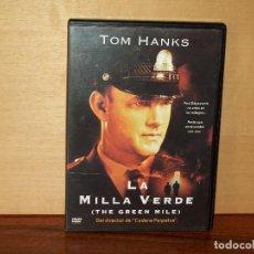 Cine: LA MILLA VERDE - TOM HANKS -DE STEPHEN KING -DIRIGIDA POR FRANK DARABONT - DVD. Lote 293574578