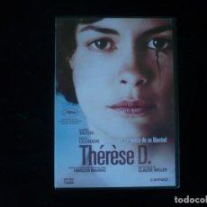 Cine: THERESE D. (DVD COMO NUEVO). Lote 63532224