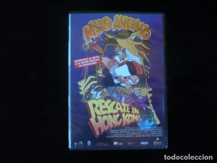 MARCO ANTONIO RESCATE EN HONG KONG (DVD COMO NUEVO) (Cine - Películas - DVD)